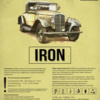 Средство для бесконтактной мойки автомобилей - IRON