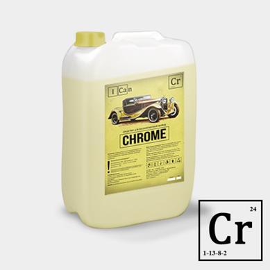 Купить средство для бесконтактной мойки автомобилей - CHROMЕ