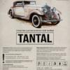 Средство для бесконтактной мойки автомобилей TANTAL