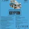 Средство для бесконтактной мойки автомобилей KRYPTON