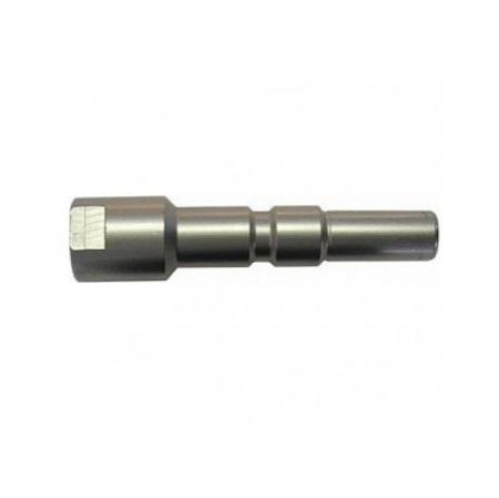 Ниппель удлиненный KW250 bar, резьба 1/4 внутренняя, нержавейка сталь